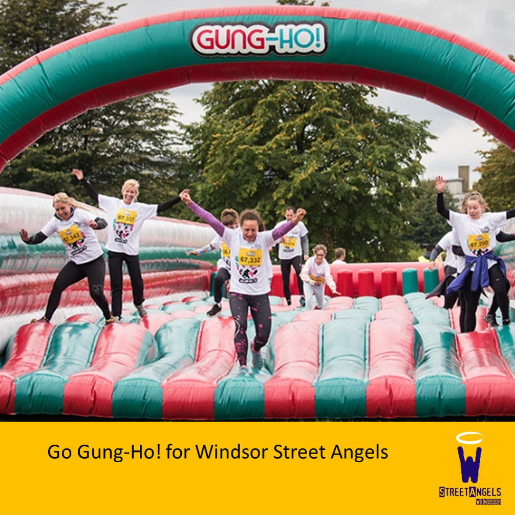 Go Gung Ho for Windsor Street Angels